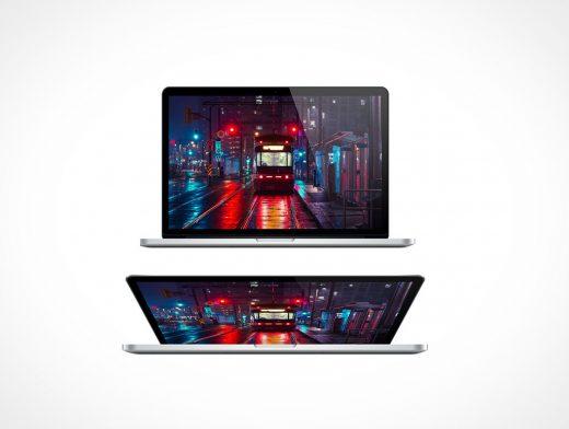 Laptops Mockups Sub-Category