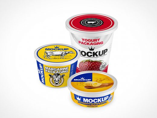 Product Mockups Sub-Category