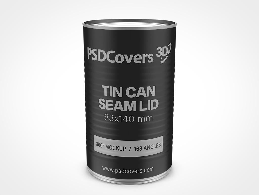 TIN CAN SEAM LID BEAD 2PC MOCKUP 83X140