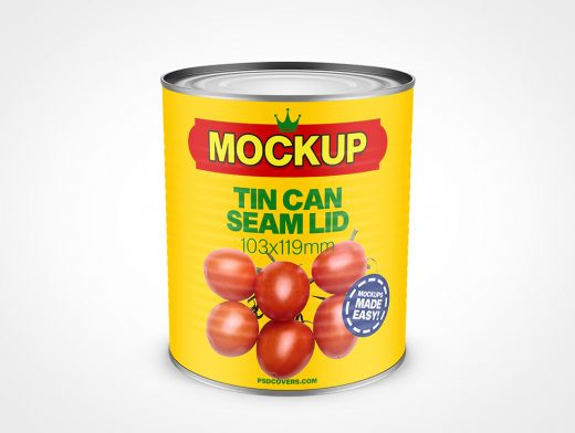 TIN CAN SEAM LID BEAD MOCKUP 103X119