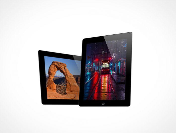 iPads Mockups Sub-Category