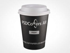 takeaway coffee cup mockup