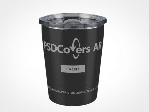 Coffee Travel Mug Mockup